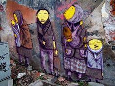 "Lifestyle For Men: ""Os Gêmeos"" - grafiteiros"