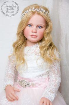 Reborn Child, Bb Reborn, Reborn Toddler Dolls, Silicone Reborn Babies, Child Doll, Reborn Dolls, Bjd Dolls, Barbie Doll, Big Baby Dolls