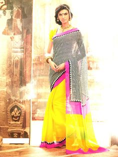 Sarees Online: Shop the latest Indian Sarees at the best price online shopping. From classic to contemporary, daily wear to party wear saree, Cbazaar has saree for every occasion. Latest Indian Saree, Indian Sarees Online, Buy Sarees Online, Simple Sarees, Casual Saree, Half Saree, Party Wear Sarees, Printed Sarees, Daily Wear