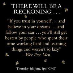 Terry Pratchett - We Free Men
