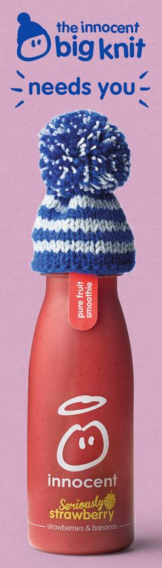 Knit a little hat and help older people this winter