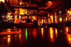 interior of a Camden pub pub interior