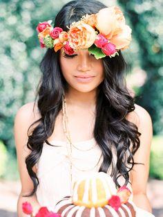 fabulous floral crown