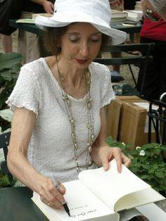 Joyce Carol Oates -   American writer & poet.