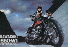 Kawasaki W1SA  1971
