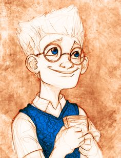 Lewis by *MistyTang - Lewis Robinson - Meet the Robinsons