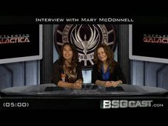 ▶ BSGcast: Interview with Mary McDonnell - YouTube