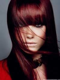Love the color this will be my next color i dye my hair