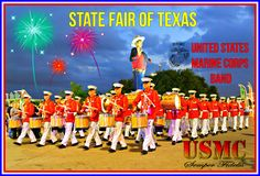 USMC Band - State Fair of Texas