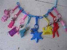 80's Charm Bracelet