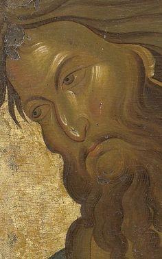 Greek Mythology Art, Roman Mythology, Byzantine Icons, Byzantine Art, Archangel Raphael, Russian Icons, Peter Paul Rubens, John The Baptist, Orthodox Icons