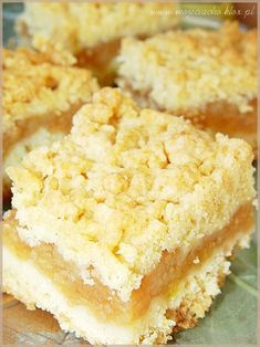 Baby Food Recipes, Sweet Recipes, Dessert Recipes, Cooking Recipes, Lemon Cheesecake Recipes, Chocolate Cheesecake Recipes, Delicious Desserts, Yummy Food, Apple Pie Bars