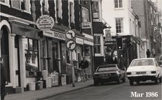 Dockerills, one of the oldest ironmongers in Brighton Brighton Rock, Brighton Sussex, Brighton England, Brighton And Hove, East Sussex, Old Pictures, Old Photos, Homes England, Vintage Photographs