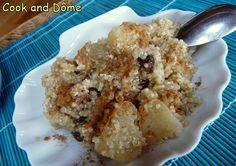 Ce quinoa aux pommes et à la cannelle, cuit doucement dans du lait, est à la fois incroyablement aérien, fondant, très gourmand, et très rapide à réaliser !