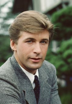 The Young Alec Baldwin: Dashing Photos from His Early Days | Vanity Fair