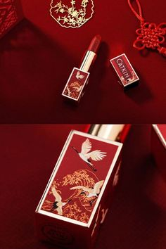 Gift In Beautiful Red Box RED ENVELOPE item New Spinning Desk Top Item