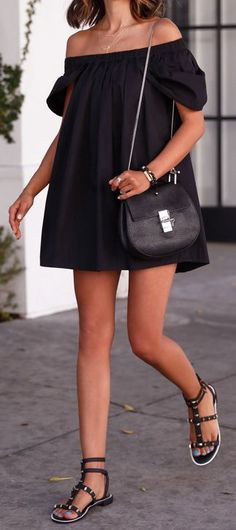 Free People Willow dress #LBD