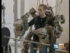 TGR Toscana - Arriva il super-soldato robot