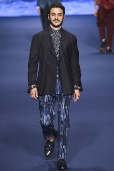 Etro Spring 2017 Menswear Collection Photos - Vogue