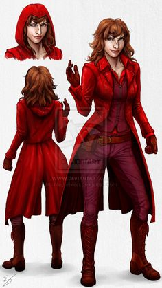 uncanny avengers scarlet witch - Google Search