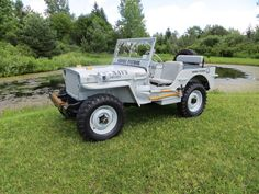 1946 Willys Jeep - Photo submitted by James Cooper.