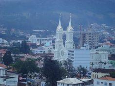 Rio do Sul/SC. Visão aérea da cidade. A cidade que mais cresce em Santa Catarina, é também a mais importante do Alto Vale do Itajaí
