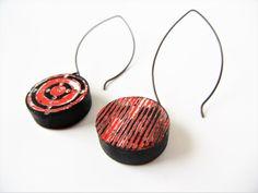 Little Box, Crochet Earrings, Clay, Jewelry, Boucle D'oreille, Locs, Clays, Jewlery, Jewerly