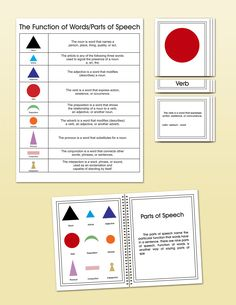 51 Best Language Arts Images On Pinterest Montessori Materials
