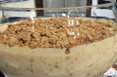Receitas Archives - We Share Ideas Frozen Desserts, Just Desserts, Delicious Desserts, Yummy Food, Sweet Recipes, Cake Recipes, Dessert Recipes, Panna Cotta, Portuguese Recipes