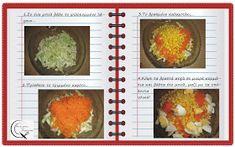 Θα σε κάνω Μαγείρισσα!: Τονοσαλάτα! Guacamole, Cabbage, Food And Drink, Vegetables, Cooking, Ethnic Recipes, Easy, Kitchen, Cabbages