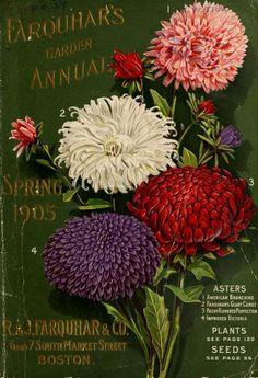 Farquhar's garden annual : spring 1905