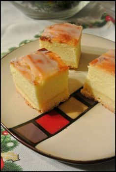 Sernik krakowski - najlepszy - Just Megik Cheesecake, Desserts, Food, Meal, Cheesecake Pie, Hoods, Dessert, Cherry Cheesecake Shooters, Cheesecakes