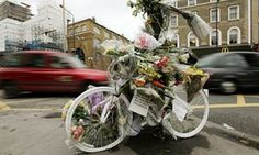 Many people are put off cycling due to not feeling safe on the roads. There is also large concerns over the treatment of cyclists in courts as sentencing for drivers who cause injury (or death) doesn't seem to be taken as seriously as they should.  All road users should be treated equally and the vulnerability of bikers needs to be assessed more thoroughly in situations of injury.
