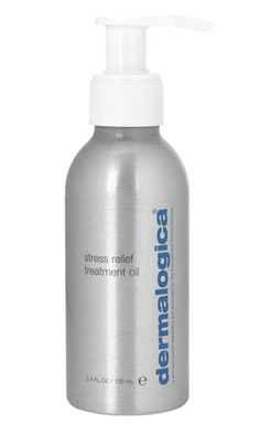 dermalogica body oil.  I love adding this to European facial.  Makes the massage so much better