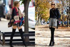 Cette saison automne-hiver 2015/2016, les cuissardes font leur grand retour et sont portées par les fashionistasdu monde entier. Pourtant, il y a de nombreux raisonsqui peuvent nous décourager. T...