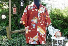 70s Men's Tropical Vintage Shirt by Pacifica by gottagovintage1, $27.00
