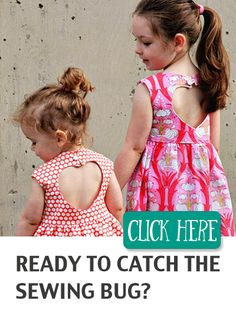 Sewing patterns and ideas galore