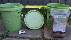 bokashi eimer selber bauen in der wohnung kompostieren. Black Bedroom Furniture Sets. Home Design Ideas