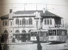 Bostancı tramvayları.
