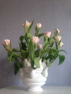 Tulpenvaas tulipvase