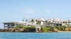 Viceroy Anguilla where Mark and I were married. I am ready to go back.