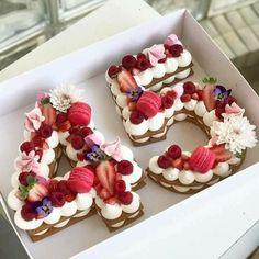 Nuevas tendencias en torta