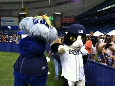 Make sure you follow this dynamic duo on twitter @RaysDJKitty and @RaysRaymond