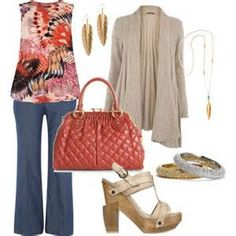 polyvore plus size style - Bing Images