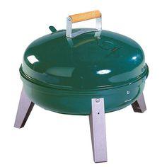 Americana Lock N' Go Portable Charcoal Grill in