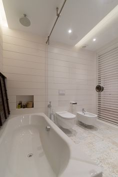 Reforma integral en Neguri de Gumuzio&MIGOYA arquitectura e interiorismo Alcove, Bathtub, Bathroom, Renovation, Yurts, Architecture, Interiors, Home, Standing Bath