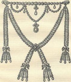 The London Dead: The affair of the diamond necklace: Jeanne de Valois-Saint-Rémy, Comtesse de la Motte St Mary-at-Lambeth Pony Bead Projects, Beading Projects, Jeanne, Pony Beads, Kandi, Marie Antoinette, Fiber Art, Diy Jewelry, Affair