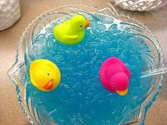 Cute kids birthday party punch idea!