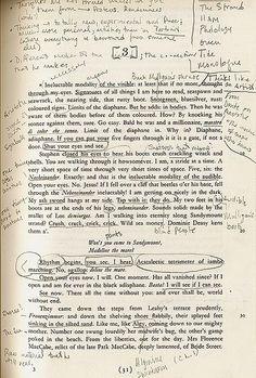 Book Study, Study Notes, Book Annotation, James Joyce, Study Inspiration, Studyblr, Book Aesthetic, Study Motivation, Love Book