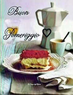 Buon pomeriggio immagini belle per whatsapp Italian Memes, Good Afternoon, French Toast, Breakfast, Food, Events, Frases, Home, Messages